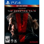 Metal Gear Solid 5 Phantom Pain [PS4]