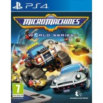 Micro Machines World Series [PS4]