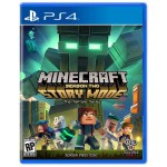 Minecraft Story Mode - Complete Adventure (эпизоды 1-8) [PS4]
