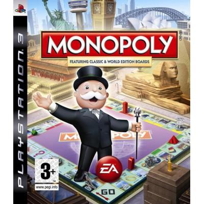 Monopoly [PS3, английская версия]