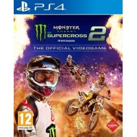 Monster Energy Supercross - The Oficial Videogame 2 [PS4]