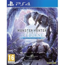 Monster Hunter World - IceBorne Master Edition - Steelbook [PS4]