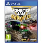 Monster Jam Crush It [PS4]