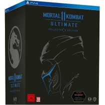 Mortal Kombat 11 Ultimate - Kollectors Edition [PS4]