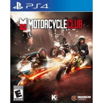 Motorcycle Club [PS4]