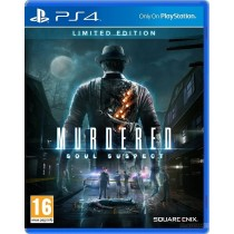 Murdered Limited Edition [PS4]