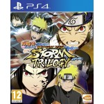 Naruto Shippuden - Ultimate Ninja Storm Trilogy [PS4]