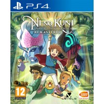 Ni no Kuni Гнев Белой ведьмы – Remastered [PS4]