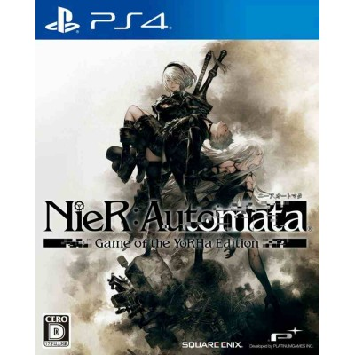 NieR Automata - Game of the YoRHa Edition [PS4, английская версия]