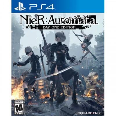 NieR Automata [PS4, английская версия]