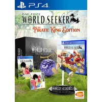 One Piece World Seeker - The Pirate King Edition [PS4]