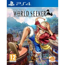 One Piece World Seeker [PS4]