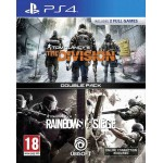 Tom Clancys Rainbow Six Осада + The Division [PS4]