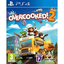 Overcooked! 2 (Адская кухня 2) [PS4]