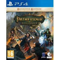 Pathfinger Kingmaker - Definitive Edition [PS4]