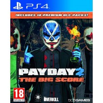 Payday 2 - The Big Score [PS4]