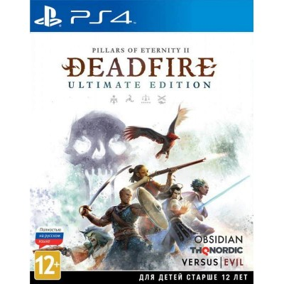 Pillars of Eternity II Deadfire - Ultimate Edition [PS4, русские субтитры]