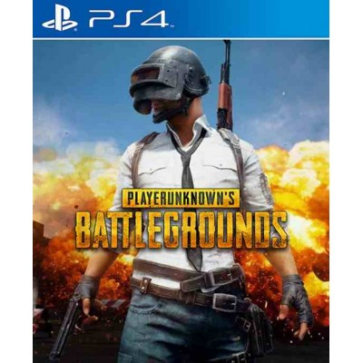 Playerunknowns Battlegrounds (PUBG) [PS4, русская версия]