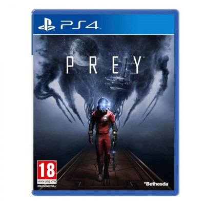 Prey [PS4, русская версия]