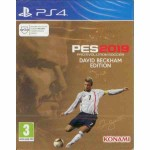 Pro Evolution Soccer (PES) 2019 - David Beckham Steelbook Edition [PS4]