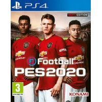 Pro Evolution Soccer (eFootball PES) 2020 - Manchester United Edition [PS4]