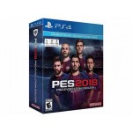Pro Evolution Soccer 2018 Legendary Edition [PS4]