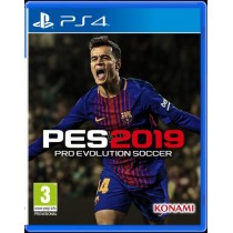 Pro Evolution Soccer (PES) 2019 [PS4]
