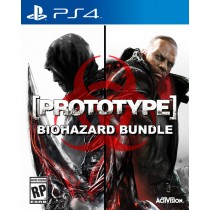Prototype Biohazard Bundle 1   2 [PS4]
