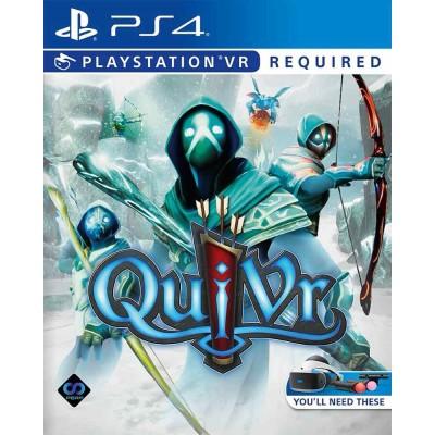 QuiVR (только для VR) [PS4, английская версия]