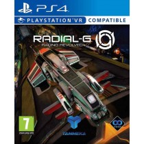 Radial-G Racing Revolved [PS4 VR]