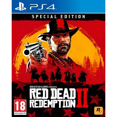 Red Dead Redemption 2 - Special Edition [PS4, русские субтитры]