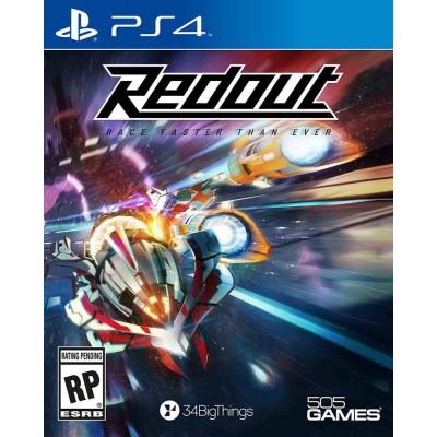 Redout Lightspeed Edition [PS4, русские субтитры]