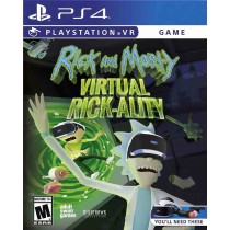 Rick and Morty - Virtual Rick-ality [PS4]