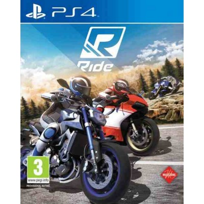 Ride [PS4, русская версия]