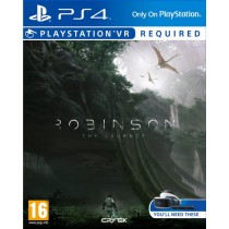 Robinson The Journey [PS4]