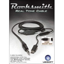 Rocksmith Real Tone Cable (Кабель для гитары) [Xbox One]
