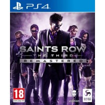 Saints Row The Third - Remastered [PS4]