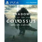 Shadow of the Colossus [PS4, английская версия]