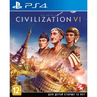 Sid Meiers Civilization VI [PS4]