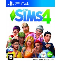 Sims 4 [PS4]