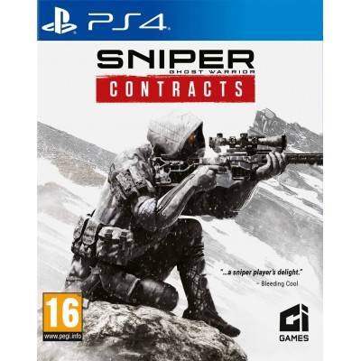 Sniper Ghost Warrior - Contracts [PS4, русские субтитры]