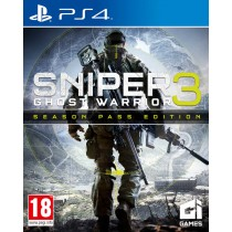 Sniper Ghost Warrior 3 - Season Pass Edition [PS4]