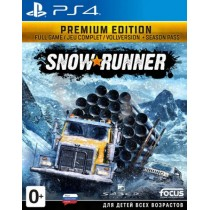 SnowRunner - Premium Edition [PS4]