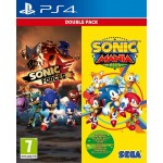 Комплект Sonic Forces + Sonic Mania Plus [PS4]