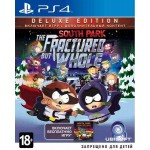 South Park The Fractured but Whole - Deluxe Edition [PS4]