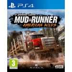 Spintires MudRunner American Wilds [PS4]