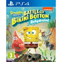 SpongeBob SquarePants Battle For Bikini Bottom – Rehydrated [PS4]