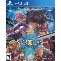 Star Ocean V Integrity and Faithlessnes [PS4]