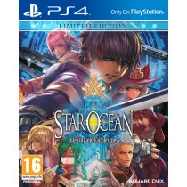 Star Ocean V Integrity and Faithlessnes (Специальное издание) [PS4]