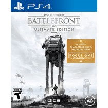 Star Wars Battlefront - Ultimate Edition (с поддержкой VR) [PS4]